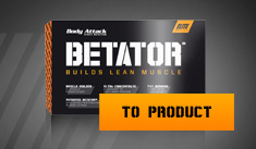 BETATOR to product COM