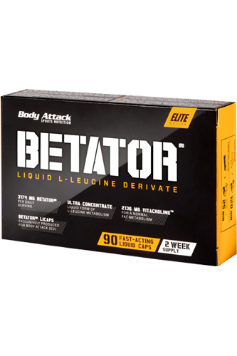 Body Attack BETATOR® - 90 Caps