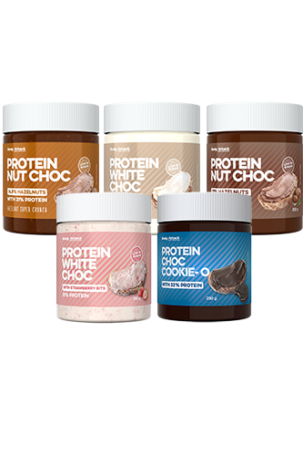 Body Attack Protein Choc Variety Pack - five-pack