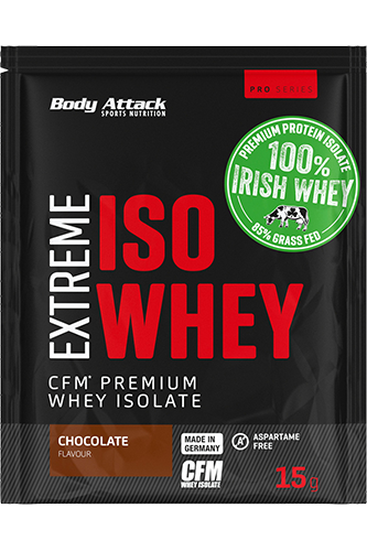Body Attack Extreme ISO Whey - 15g sample