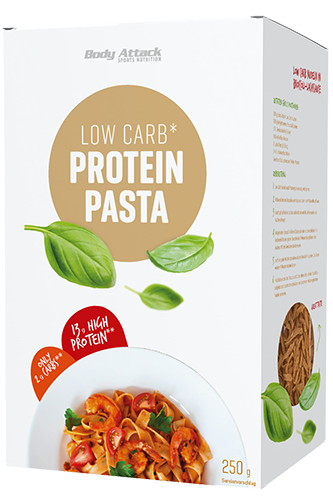 Body Attack Low Carb Protein Pasta - 250g