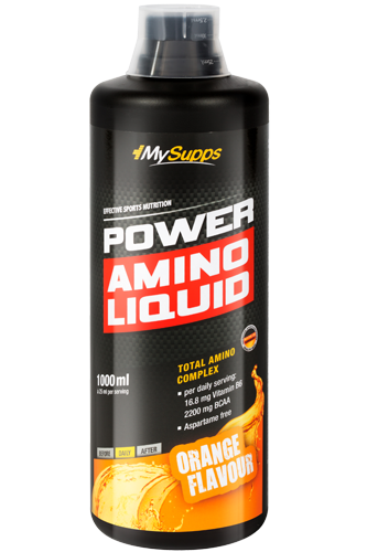 My Supps Power Amino Liquid - 1000ml