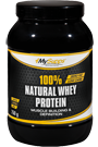 My Supps 100% Natural Whey Protein - 750g